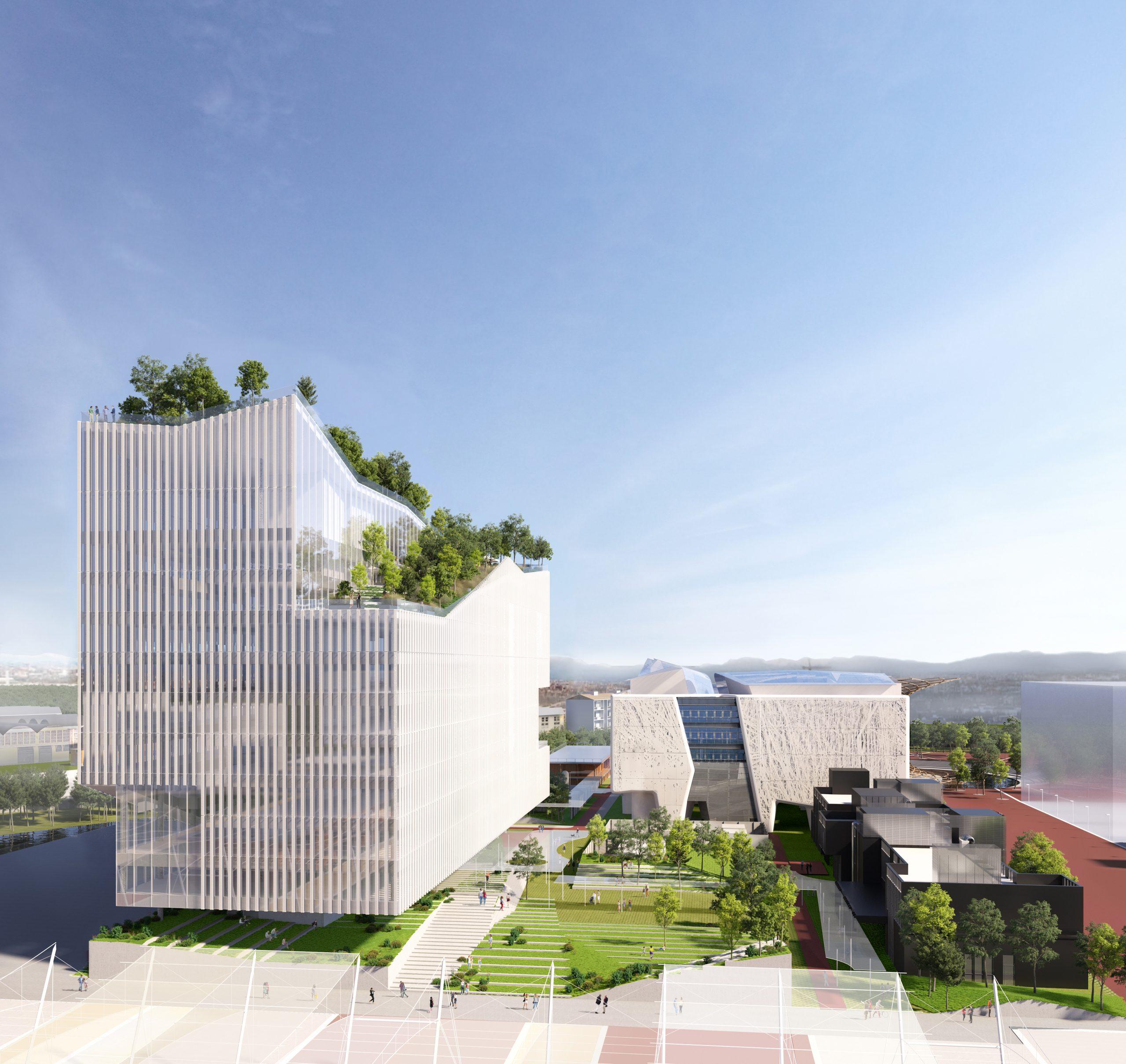 Nuovo edificio