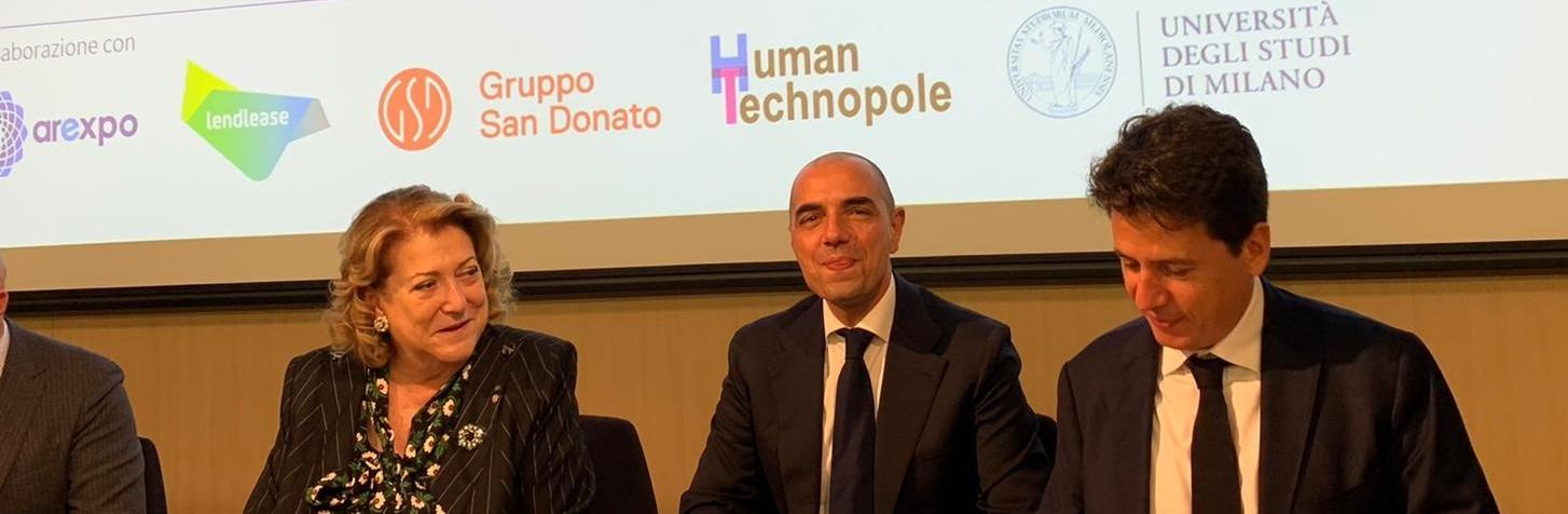 Human Techpole, Alisei and CL.A.N. together for the promotion of Life Sciences and Agrifood sectors