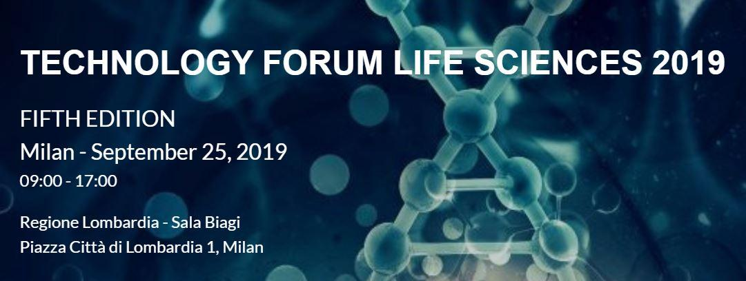 Technology Forum Life Sciences