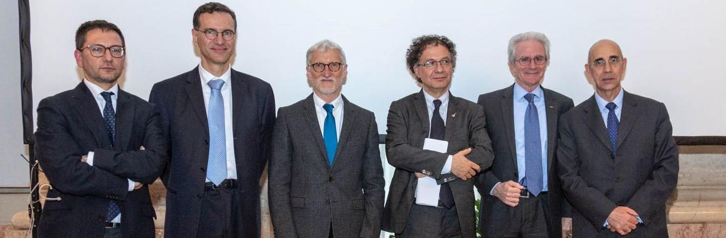 Prof. Iain Mattaj at Italian Research Day in Berlin