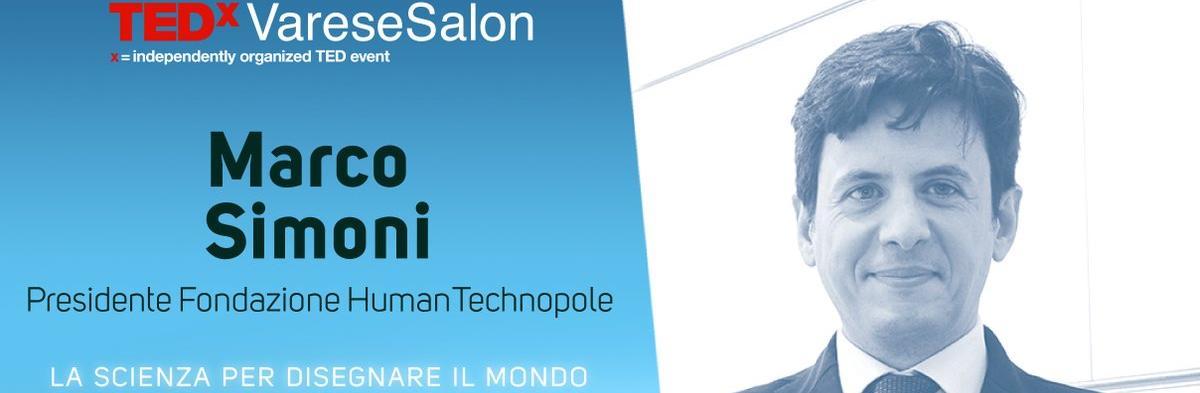 La sfida italiana per migliorare la salute del genere umano – TEDxVareseSalon