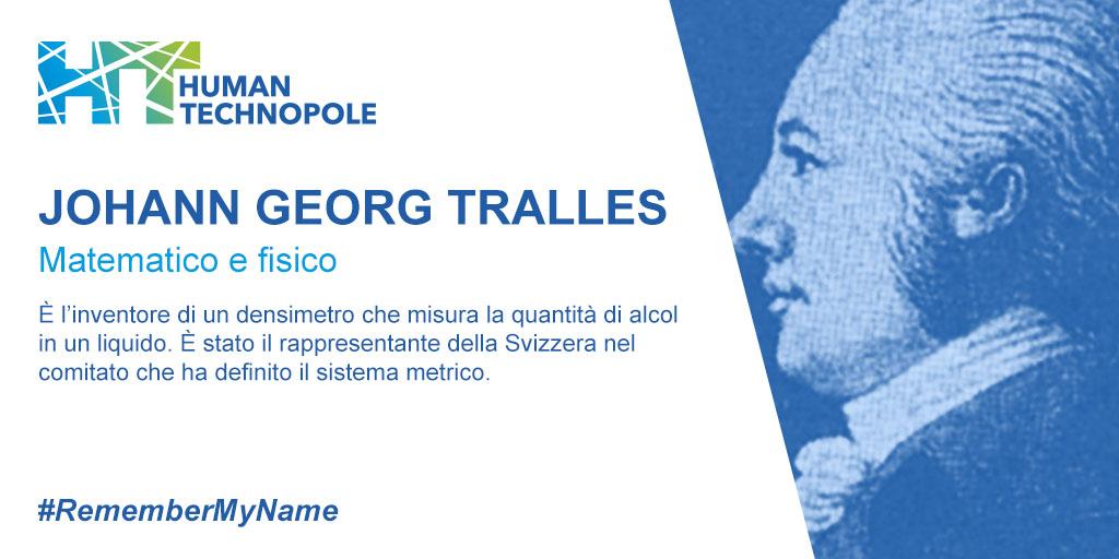 Johann Georg Tralles