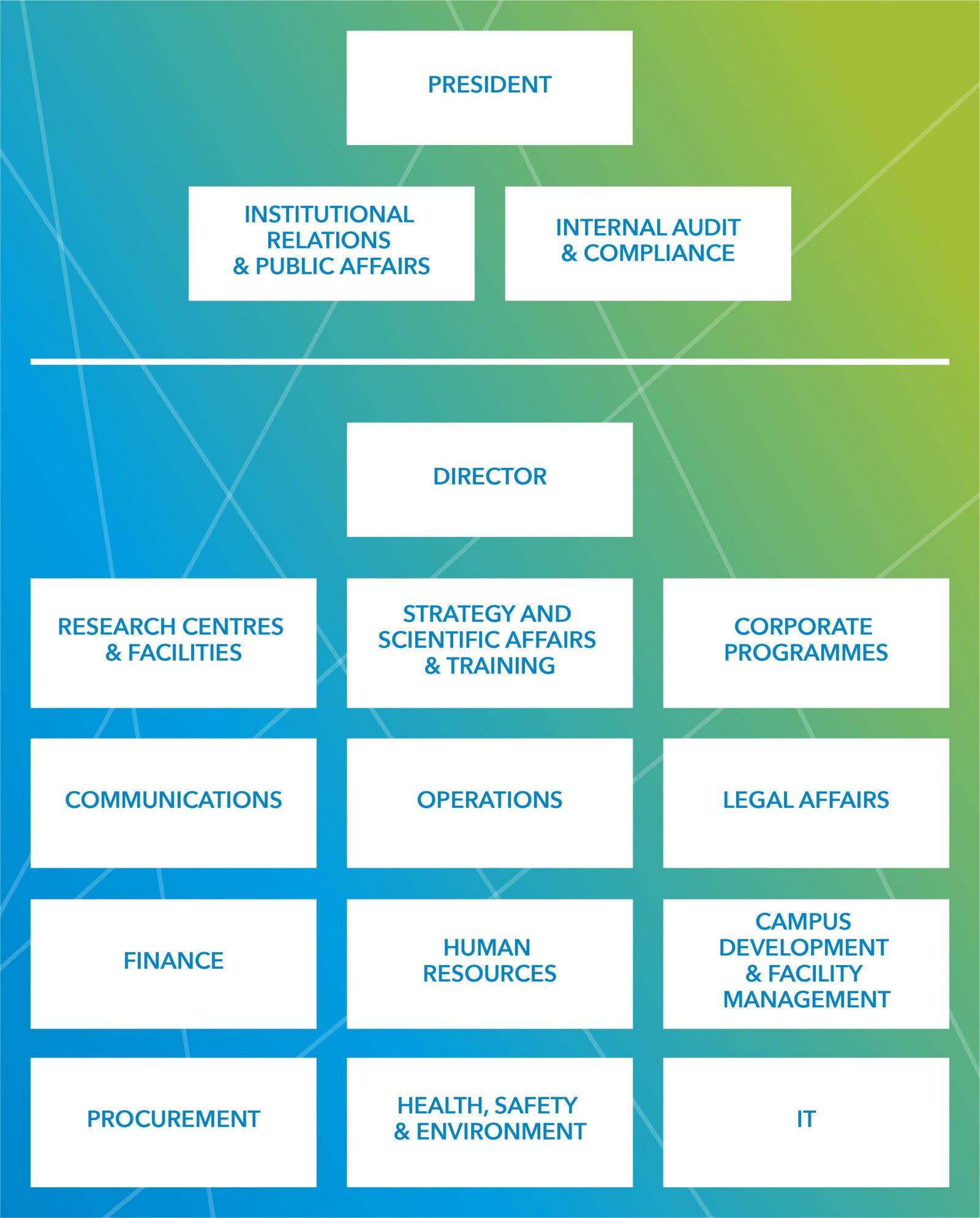 HT Organisation Chart