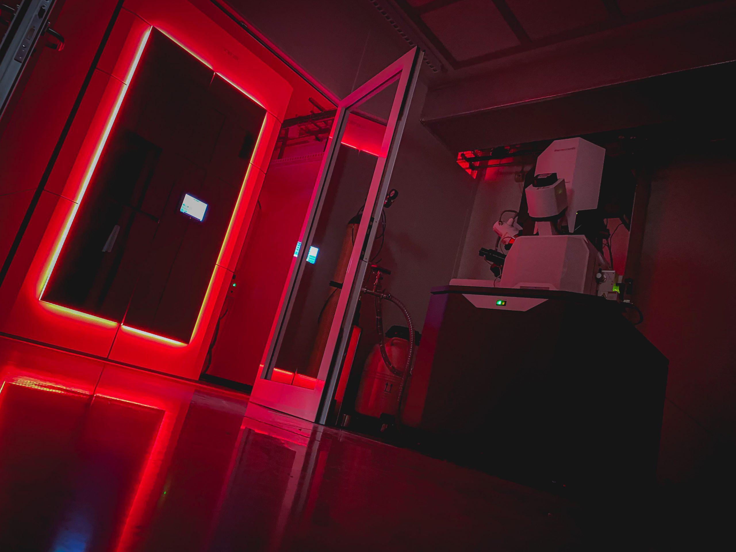 Installati microscopi CryoEM